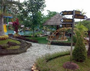 Destinasi Tempat Objek Wisata Kabupaten Blora Kampung Bluron Taman Seribu