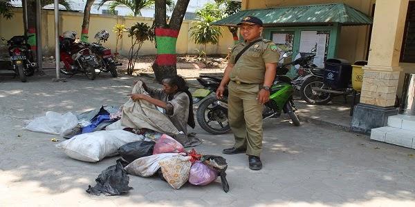 En Blora Selamat Datang Satuan Polisi Pamong Praja Kabupat Amankan