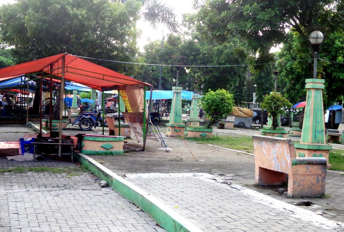 Kembalikan Fungsi Taman Seribu Lampu Cepu Jadi Ruang Tebuka Hijau