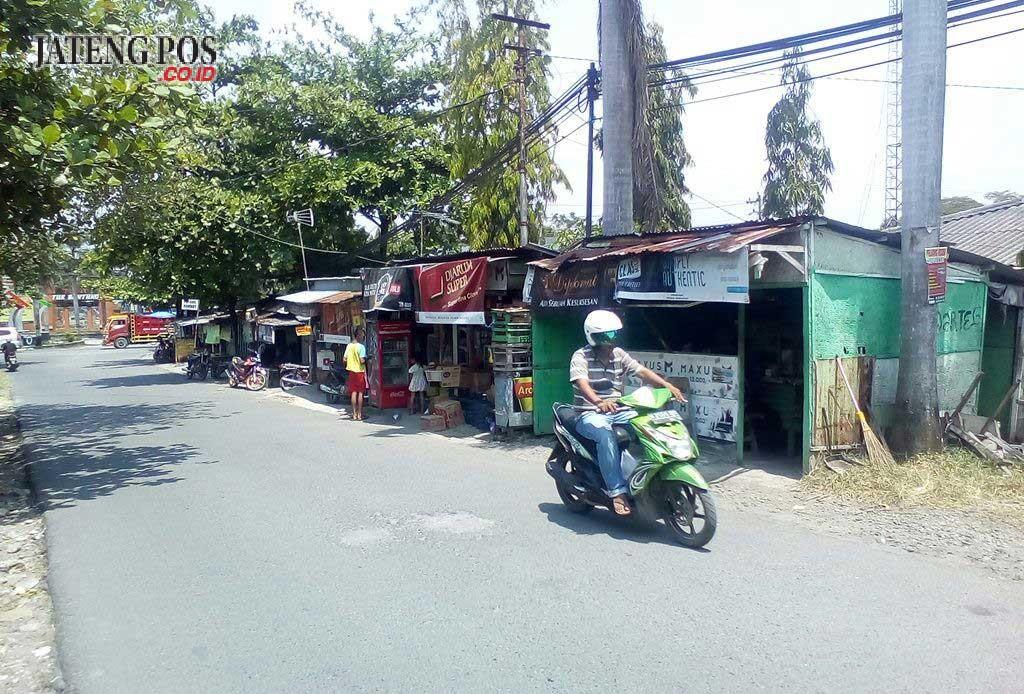 Pagi Puluhan Pkl Geruduk Dprd Blora Jateng Pos Tempat Taman