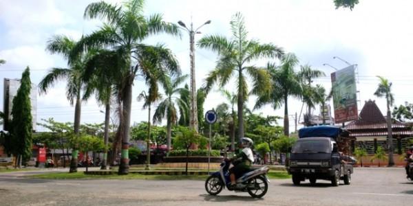 Perindah Taman Pemkab Blora Gandeng Perusahaan Migas Media Seribu Kab