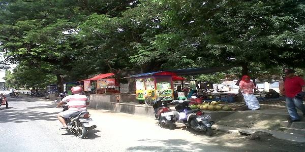 Pkl Taman Seribu Lampu Direlokasi Media Informasi Kab Blora