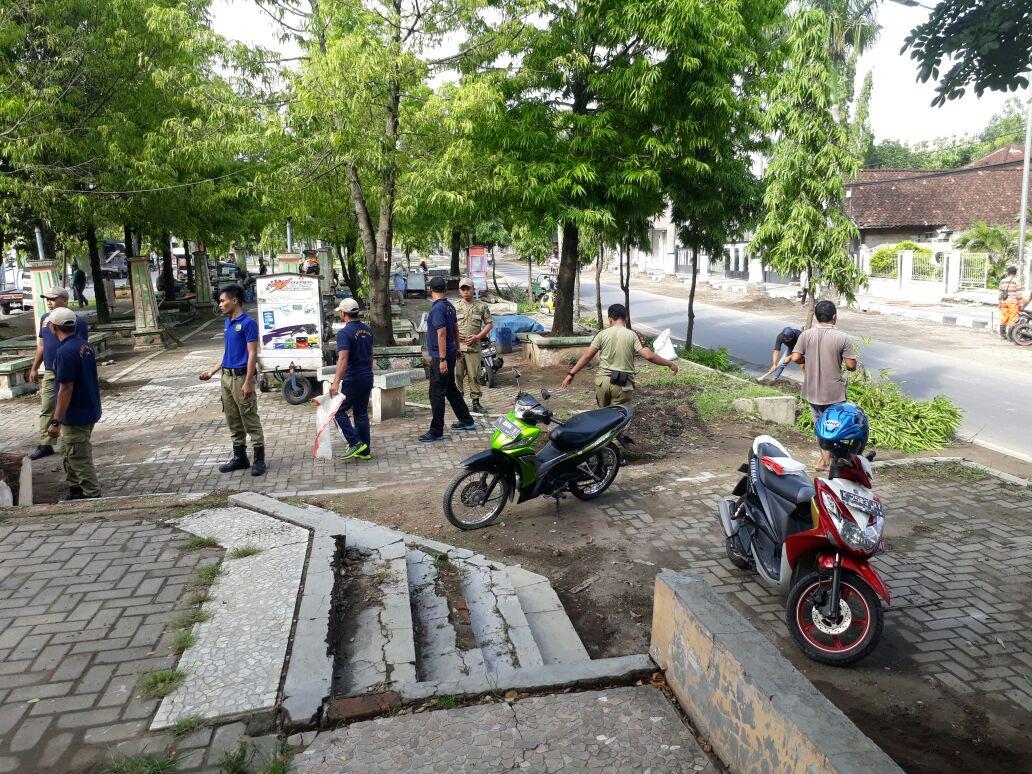 Satpol Pp Blora Twitter Kegiatan Jumat Pagi Pelaksanaan Cepu Paguyuban