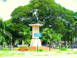 Taman Seribu Lampu Cepu Galeri Seni Bagi Warga Kecamatan Kabupaten