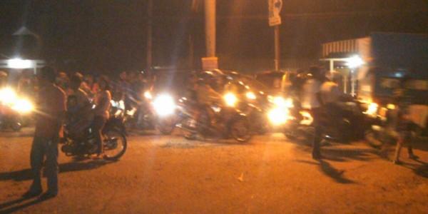 Taman Seribu Lampu Jadi Idola Pemudik Media Informasi Kab Blora