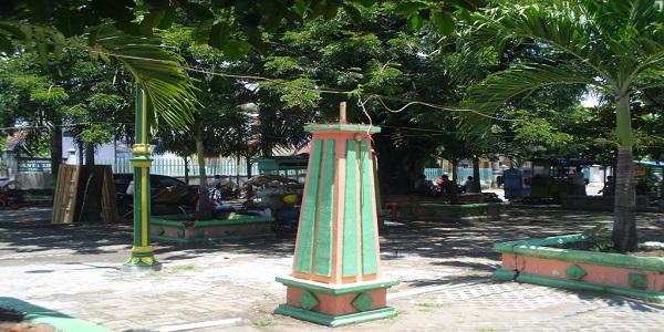 Taman Seribu Lampu Tak Terawat Media Informasi Komunikasi Kab Blora