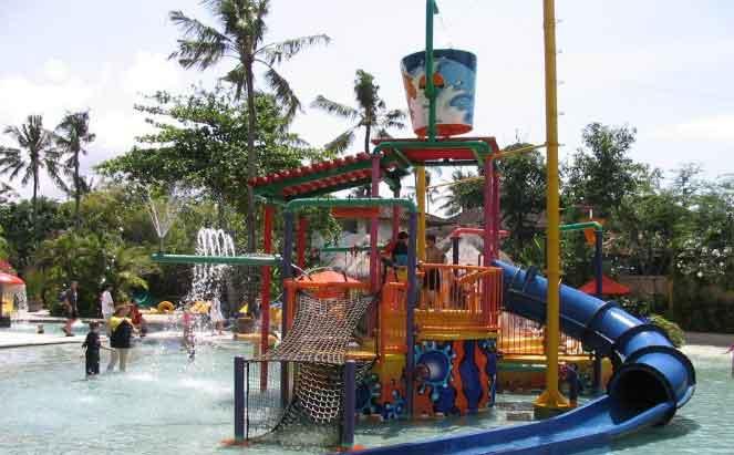 Tempat Wisata Blora Terbaru 2018 Indah Taman Kampung Bluron Seribu