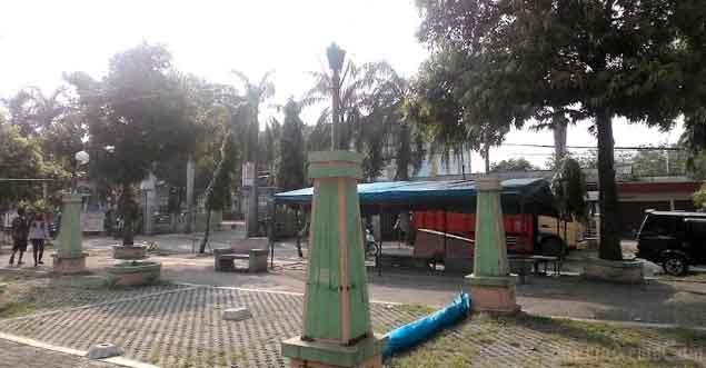 Tempat Wisata Blora Terbaru 2018 Indah Taman Seribu Lampu Cepu
