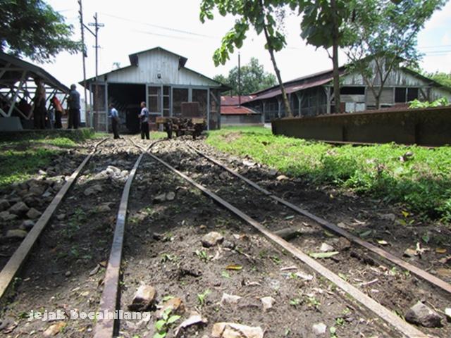 Blora Jejak Bocahilang Jalur Kereta Cepu Gubug Payung Wisata Uap