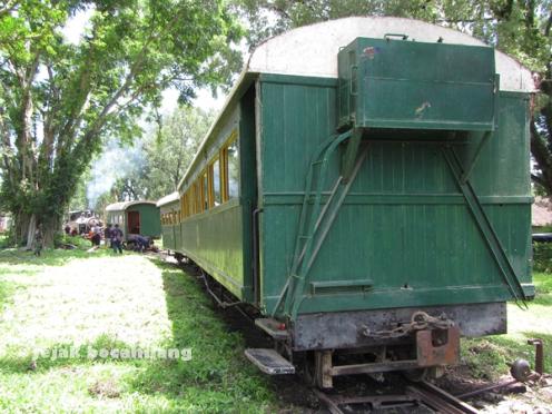 Blora Jejak Bocahilang Loko Tour Cepu Gerbong Belakang Kereta Wisata