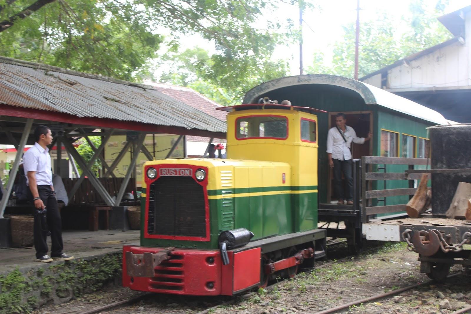 Dilaunching Heritage Loko Tour Kereta Uap Jadi Ikon Wisata Ruston