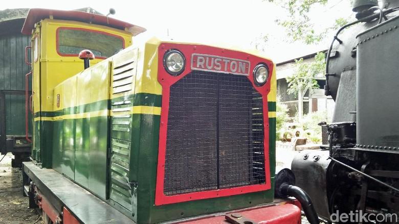 Ikon Blora Kereta Uap Tua Lokomotif Dihidupkan Kembali Arif Syaefudin