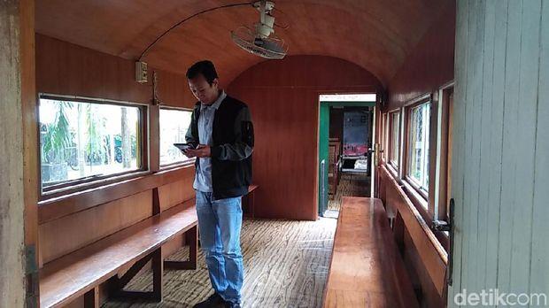 Ikon Blora Kereta Uap Tua Lokomotif Wisata Cepu Kab