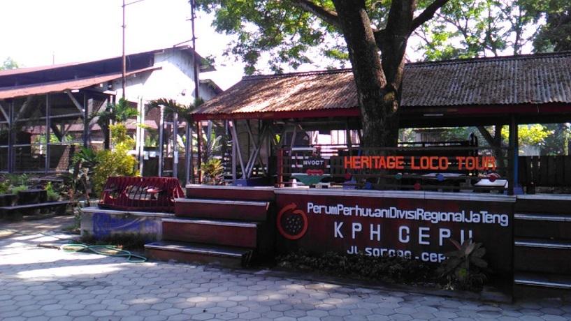Mari Berwisata Wana Wisata Loco Tour Cepu Genpi Foto Arianto