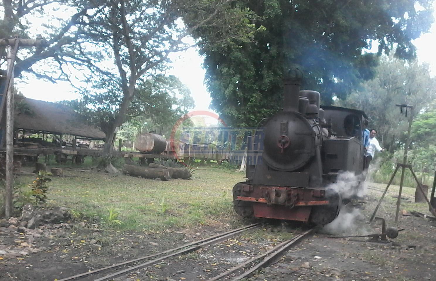 Seputar Muria News Wisata Loco Tour Kereta Kuno Dibuka Cepu
