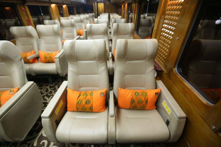 Tur Kereta Wisata Blora Jadwal Tarifnya Musim Mudik Priority Uap