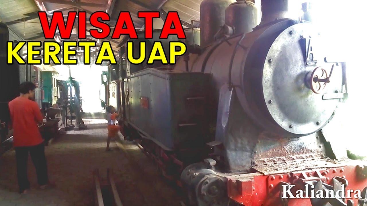 Wisata Kereta Api Uap Cepu Heritage Trainz Loco Tour Youtube