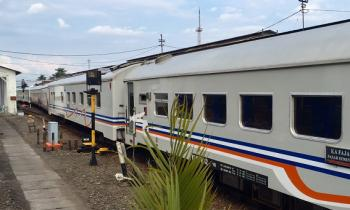 Wisata Lokomotif Uap Cepu Dihidupkan Kembali 3 Lebaran Keberangkatan Ka