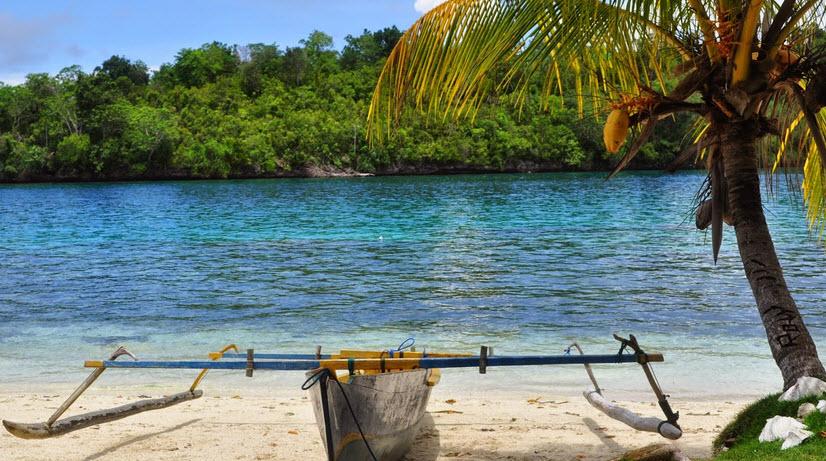 5 Tempat Wisata Gorontalo Wajib Dikunjungi Pantai Bolihutuo Kab Boalemo