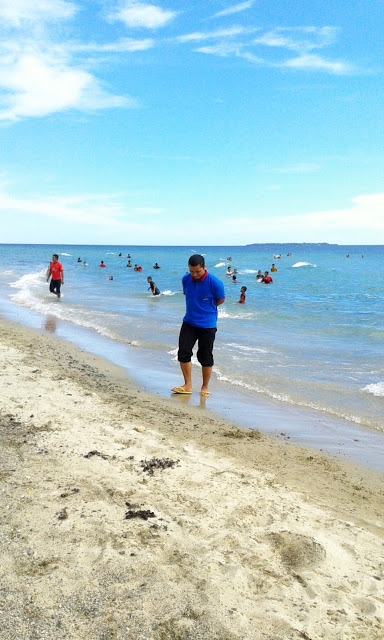 Bolihutuo Beach Wisata Pantai Boalemo Monice Family Berpasir Putih Terletak