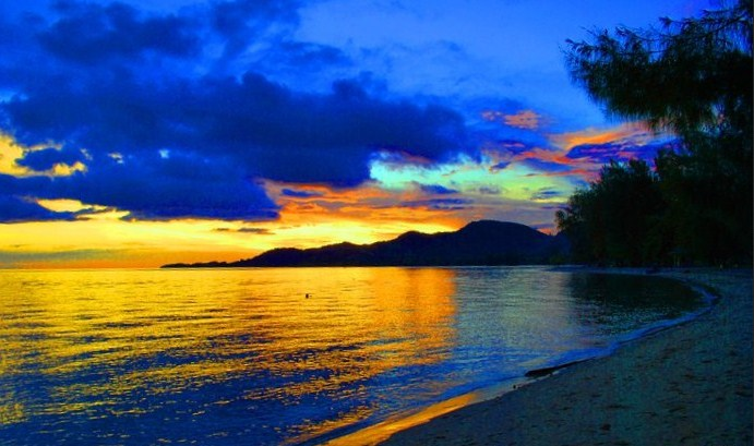 Pantai Bolihutuo Berpanorama Alam Terindah Provinsi Gorontalo Menerjemahkan Wisata Kab