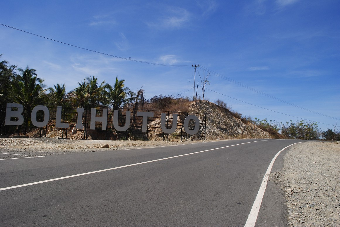 Pantai Bolihutuo Boalemo Gorontalo Gandu Anak Kaleng Kab