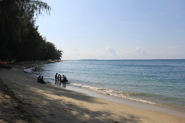 Pantai Bolihutuo Boalemo Indah Gorontalo Wisata Kab