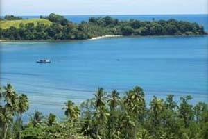 Pantai Bolihutuo Gorontalo Utiket Kab Boalemo