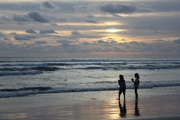 Pantai Bolihutuo Hamparan Mutiara Teluk Tomini Jalan Yuk Kab Boalemo