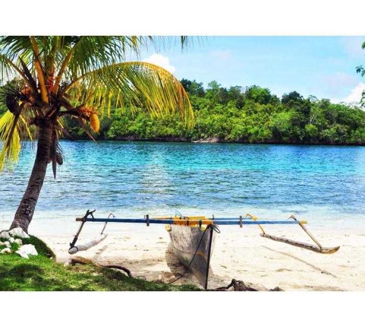 Pantai Bolihutuo Indah Alami Kabupaten Boalemo Gorontalo Kab