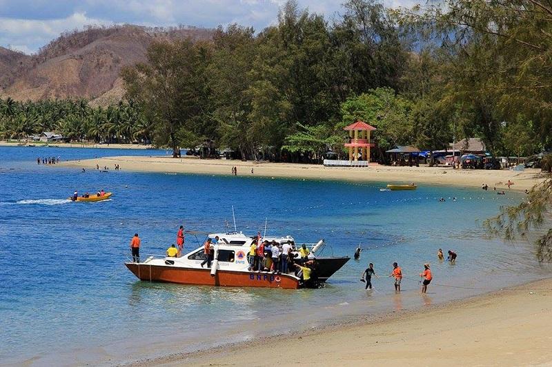 Pantai Bolihutuo Menjadi Destinasi Favorit Kecamatan Tilamuta Kabupaten Boalemo Provinsi