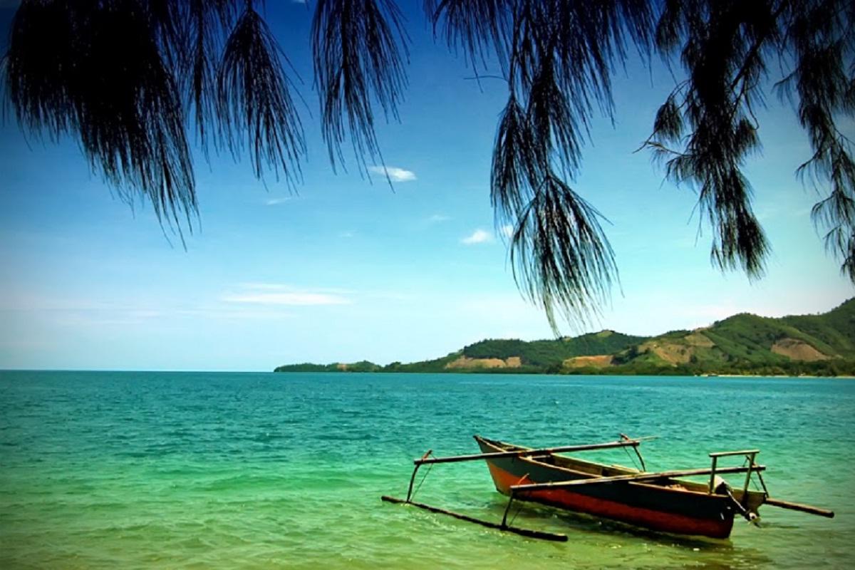 Pantai Bolihutuo Mulai Ramai Dikunjungi Warga Merahputih Kab Boalemo