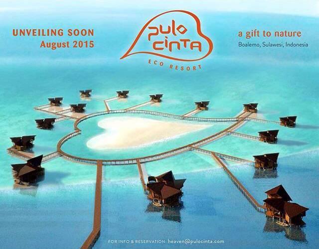Pulau Cinta Boalemo Dikontrakan Selama 3 Investor Pantai Bolihutuo Kab