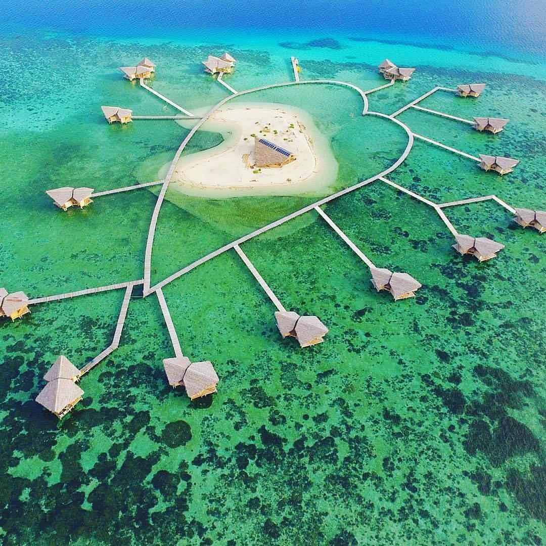 Pulau Cinta Boalemo Gorontalo Backpacker Jakarta Pantai Bolihutuo Kab