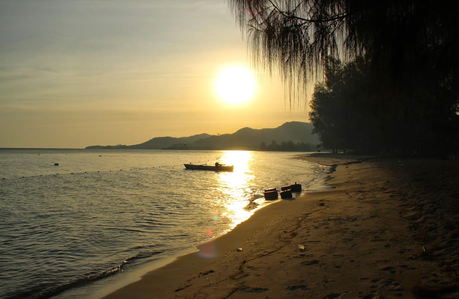 Satu Juta Foto Pantai Bolihutuo Boalemo Indah Panta Disebut Terletak