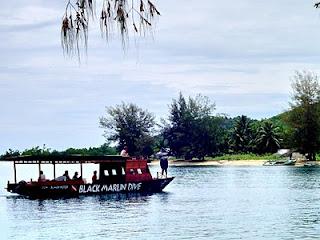 Wisata Gorontalo Kabupaten Boalemo Pantai Bolihutuo Kab