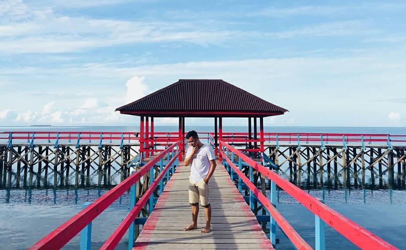 10 Tempat Wisata Boalemo Gorontalo Hits Dikunjungi Pantai Batu Buaya