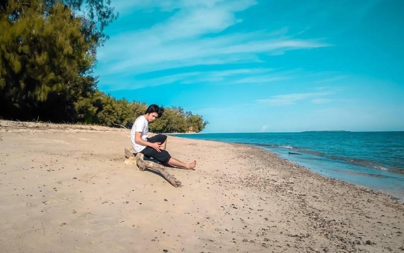 10 Tempat Wisata Boalemo Gorontalo Hits Dikunjungi Pantai Bolihutuo Mananggu