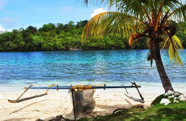 35 Tempat Wisata Gorontalo Terbaru Hits Wajib Dikunjungi Pantai Bolihutuo