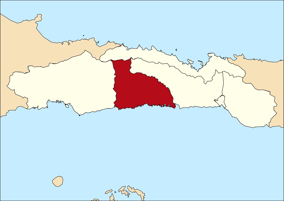 Boalemo Regency Wikipedia Pantai Mananggu Kab