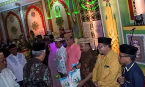 Bupati Panen Jagung Hibrida Mananggu Kafilah Boalemo Raih Juara Iii