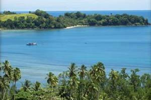 Ikatan Duta Wisata Kabupaten Boalemo Indonesia Gorontalo Pantai Bolihutuo Mananggu