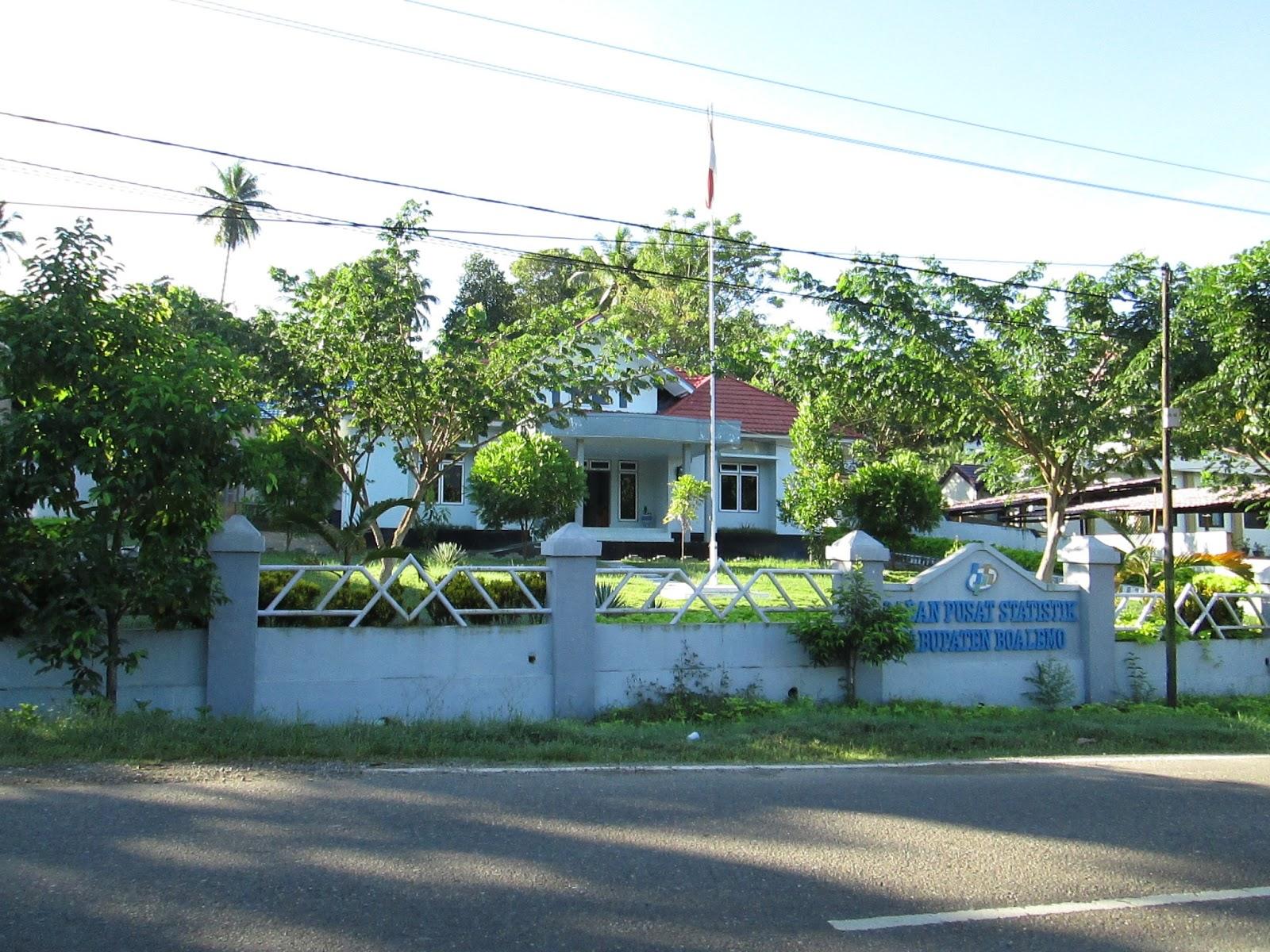 March 2013 Monice Family Office Badan Pusat Statistik Kabupaten Boalemo