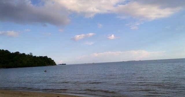 Pantai Mananggu Gorontalo Halowisata Kab Boalemo