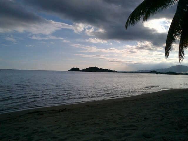 Pantai Mananggu Gorontalo Halowisata Meskipun Memiliki Keindahan Panorama Kekayaan Laut