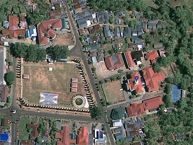 Pemerintah Kabupaten Boalemo Indonesia Pantai Mananggu Kab