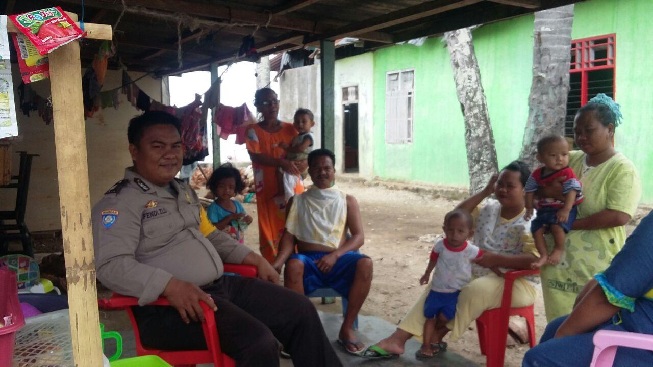 Polres Boalemo Laksanakan Sosialisasi Penerimaan Polri Ta 2017 Sekolah Sma