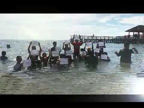 Story Pantai Batu Buaya Mananggu Kab Boalemo Karang Taruna Mahasiswa