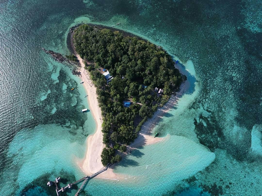 Tempat Wisata Gorontalo Surga Tersembunyi Khatulistiwa Siap Teluk Tomini Pantai
