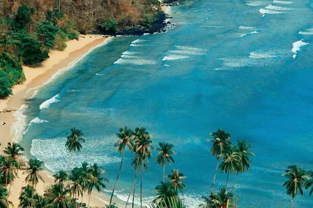 Tempat Wisata Gorontalo Terbaru 2018 Indah Objek Pantai Mananggu Kab